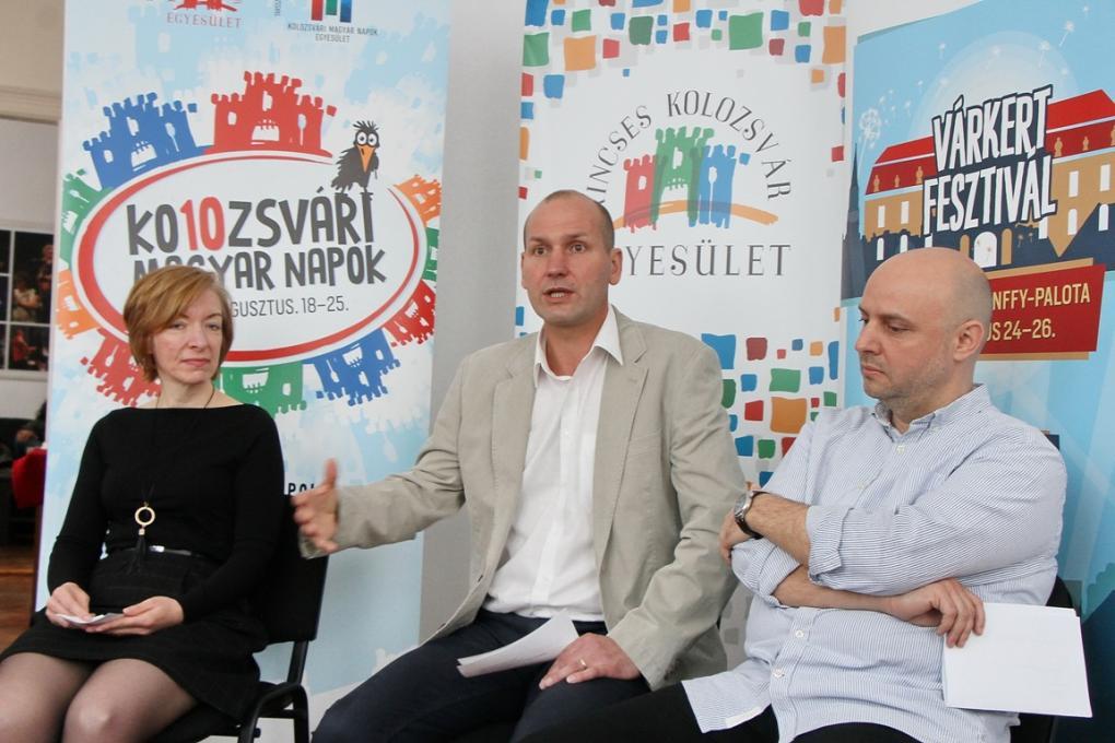 Kolozsváron szervezik a Várkert Fesztivált