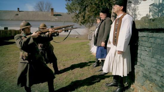 Köröstárkányon az 1919-es román vérengzésre emlékeztek a tragédia centenáriumán