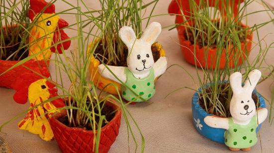 Áldott, békés húsvéti ünnepet kívánunk!