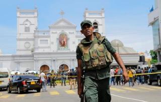 Robbantás-sorozat Srí Lankán: 138-en haltak meg szállodáknál és templomoknál
