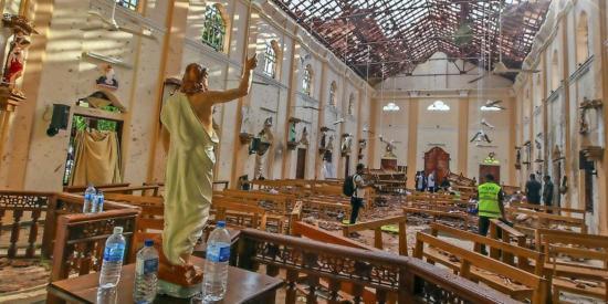 Robbantássorozat Sri Lankán: Több mint kétszáz a halottak száma