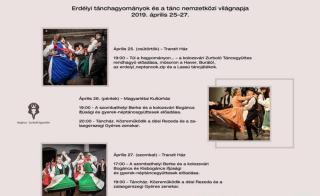 Tánc világnapi rendezvénysorozatot szervez a Zurboló