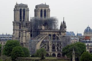 Notre-Dame – A felújításon dolgozó munkások dohányoztak