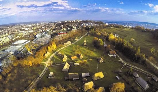 Tízmillió eurós befektetésből bővítik a falumúzeumot