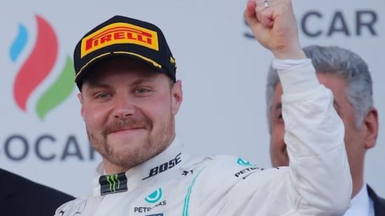 Azerbajdzsáni Nagydíj: Bottas nyert, ismét kettős Mercedes-siker