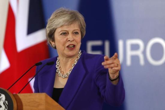 Theresa May: a parlament nem engedné a kormánynak a megállapodás nélküli kilépést