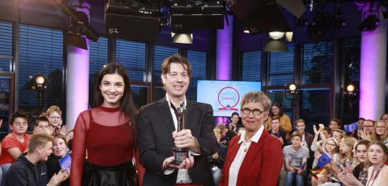 A Fight Girl az EFA Fiatal Közönség Díjának nyertese