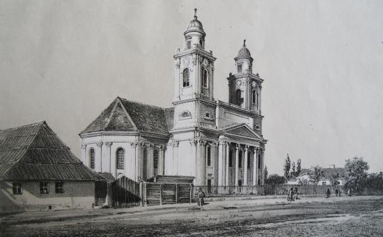 Kétszáz éve született Nagy Péter, Kolozsvár gyermeke