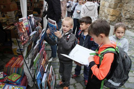 Megnyitották a kilencedik Kolozsvári Ünnepi Könyvhetet