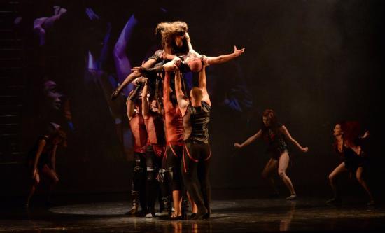 Connected – táncmaraton az operában