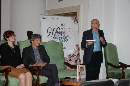 """""""Mesés"""" monográfia a Bánffy-palotáról"""
