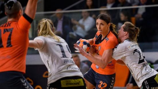 Női kézilabda EHF-kupa: A Siófok KC diadala