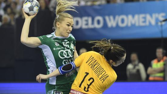Női kézilabda BL: Veretlenül kupagyőztes a Győr