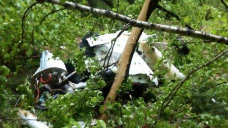 Ki vezette a lezuhant repülőgépet, s ki volt az utas?