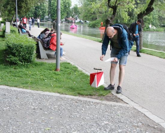 Tájfutás Világnapja – az se baj, ha csak sétálunk a természetben