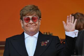 Cannes – Elton John jelenlétében mutatták be a róla készült életrajzi filmet