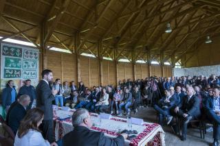 Az Erdélyi Gazdaságfejlesztési Program új fejezetét jelentette be Magyar Levente államtitkár