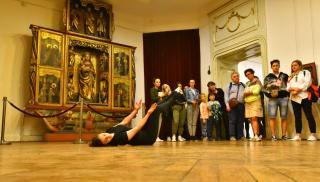 Múzeumok éjszakája: kapuk nyíltak korábbi korok felé