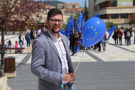 """Oltean Csongor: """"Az EU rendezheti az őshonos kisebbségek jogait"""""""