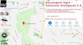 Kolozsvár-dialógusok 2.0 – Házsongárd-légió