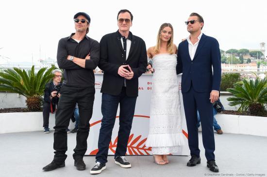 Lelkes fogadtatásban részesült Tarantino filmje Cannes-ban