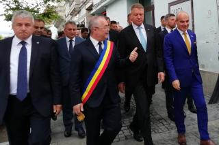Kampányolni jött Kolozsvárra a