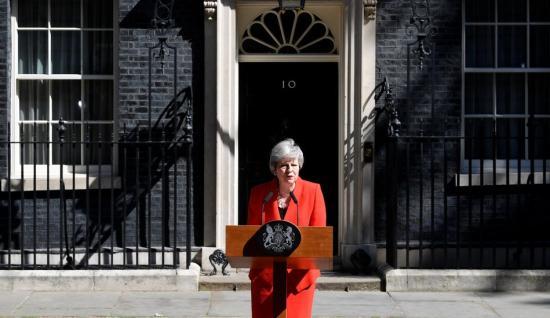 Brexit – Theresa May bejelentette lemondását