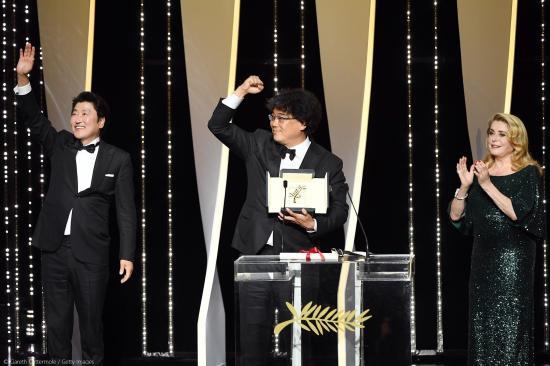 Cannes – Dél-koreai thriller kapta az Arany Pálmát