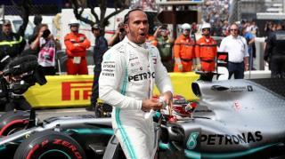 Forma–1: Újabb Mercedes-győzelem