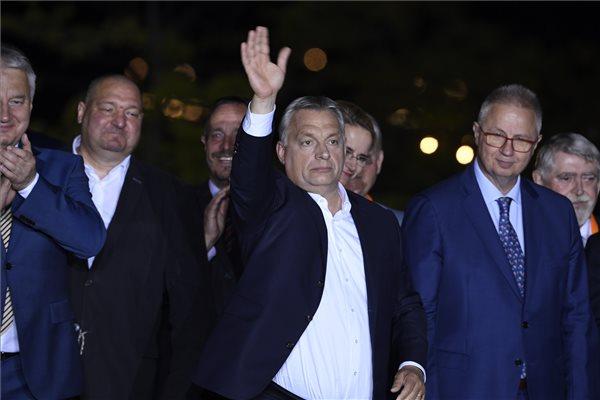 Az összes megyében és Budapesten is nyert a Fidesz-KDNP