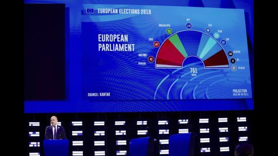 EP-választás - Az Európai Néppárt adja a legnagyobb frakciót