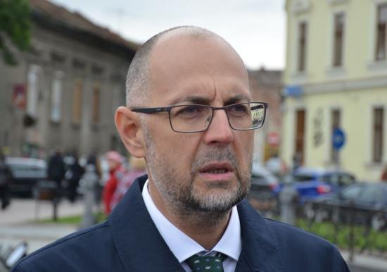 Kelemen Hunort javasolja az RMDSZ a képviselőház élére