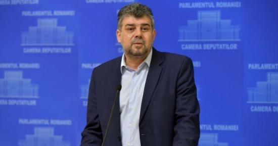 Marcel Ciolacu a képviselőház új elnöke