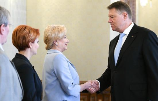 Találkozott Iohannis és Dăncilă