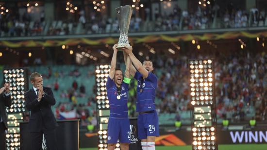Európa Liga: Chelsea-diadal