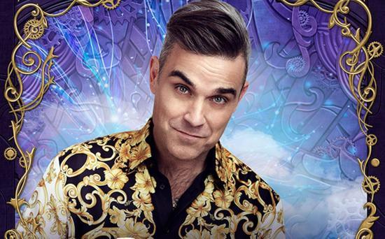 Robbie Williams is fellép az Untold fesztiválon