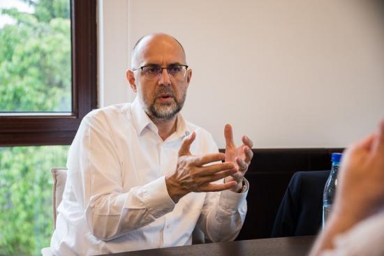 Kelemen Hunor: a többség-kisebbség viszonya biztonságpolitikai kérdés