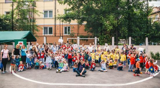 Gyermeknap Hídelvén – 118 gyermekkel ünnepelt