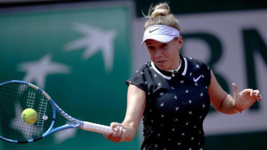 Roland Garros: meglepetésre egy tini búcsúztatta Halepet