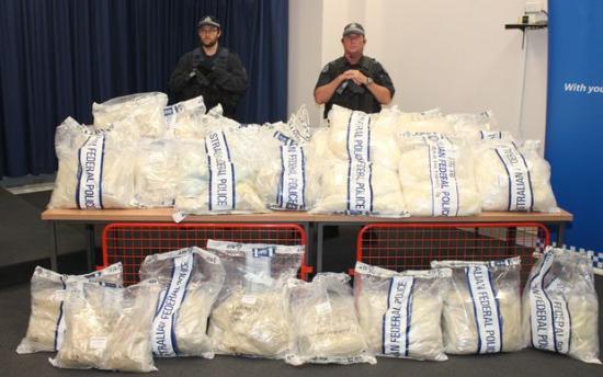 Rekordmennyiségű kokaint foglaltak le a hatóságok 2017-ben Európában