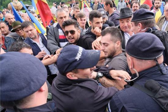 Uzvölgyi katonatemető - A külügyminisztérium szerint a magyarok szították a feszültséget