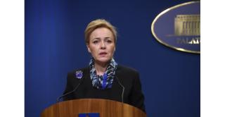 Uzvölgyi katonatemető - Carmen Dan szerint a belügyi erők teljesítették küldetésüket