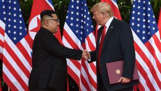Donald Trump újabb levelet kapott Kim Dzsong Un észak-koreai vezetőtől
