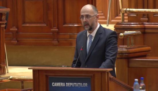 Megszavazza az RMDSZ az ellenzék bizalmatlansági indítványát