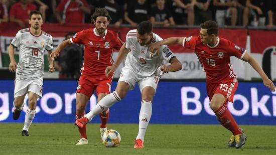 Wales elleni győzelmével megerősítette első helyét a magyar válogatott
