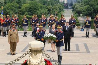 Uzvölgyi katonatemető -Tárgyalást javasolt a román védelmi minisztérium Magyarországnak