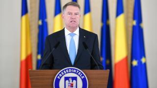 Iohannis aggódik a moldovai helyzet miatt