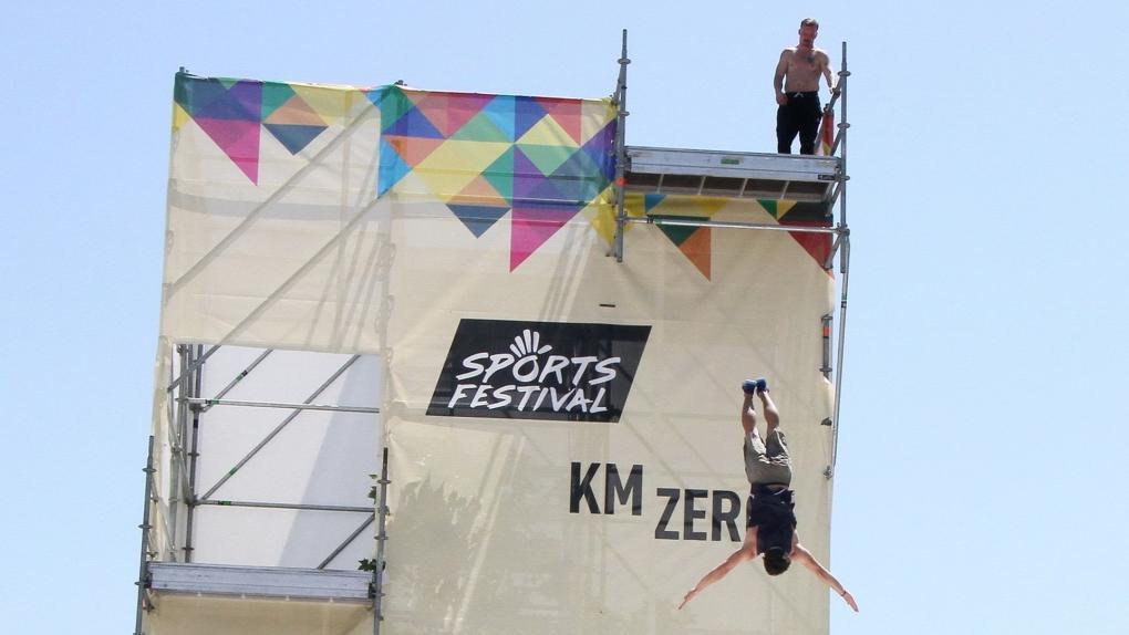 Második alkalommal rendeznek Kolozsvárt sportfesztivált