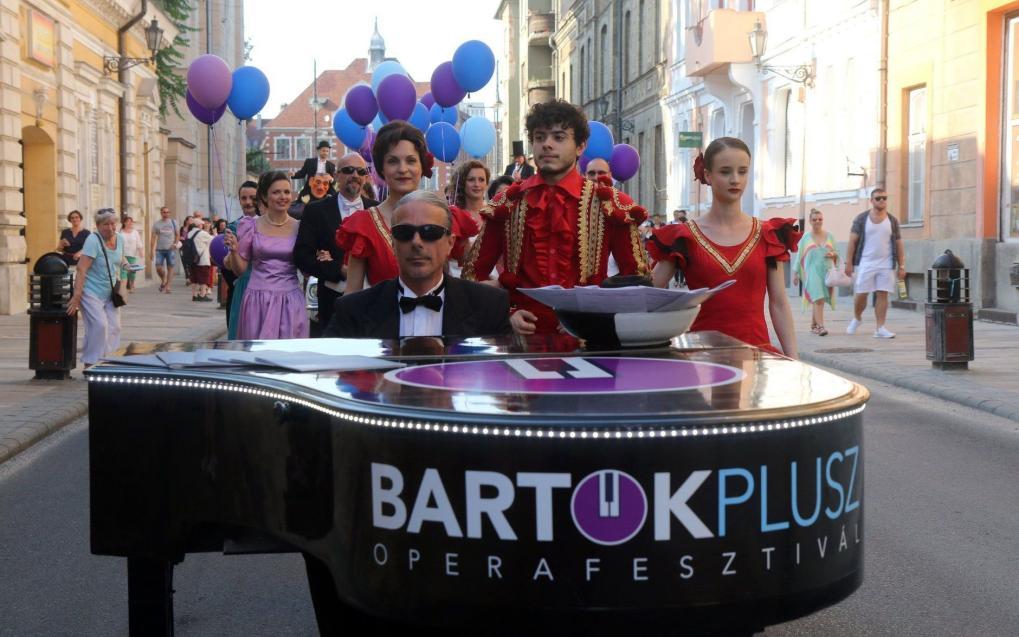 Miskolci Bartók Plusz Operafesztivál 2019