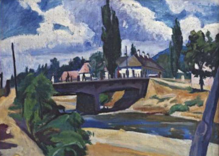 Nagybányától Brassóig – erdélyi festők a Böhm-gyűjteményből